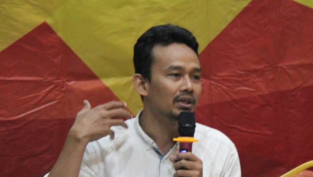 Komisioner KPID Jawa Tengah M Rofiuddin